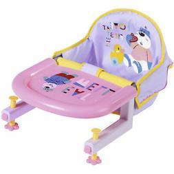 ZAPF Creation BABY born® Tischsitz, Puppenzubehör