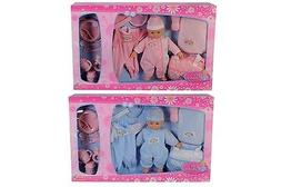 Simba Baby Collection Babypuppe Weichbaby Puppe Kinderpuppe