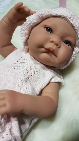 Baby Rosali von Antonio Juan Babypuppe Künstlerpuppe