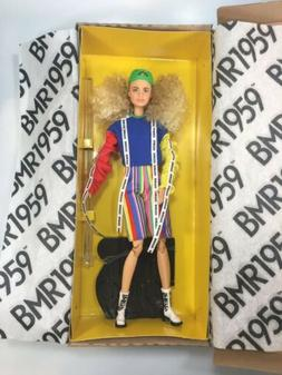 Barbie BMR1959 Doll Collection: blonde curly hair Made to Mo