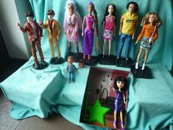 Mattel Barbie BTS Enchantimals Michael Jackson Puppenkonvolu