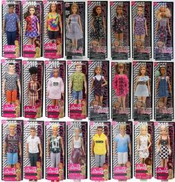 BARBIE / KEN Puppe-MATTEL-Aussuchen: Fashionistas