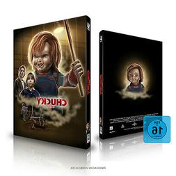 Chucky 2 , neue Synchro – exklusives Mediabook, Cov