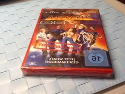 "DVD "" Disaster - The Movie "" Puppentrick Superhelden Action"