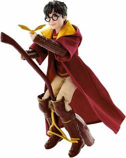 Harry Potter Poupée articulée Quidditch de 27 cm avec Bala