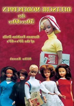 Knaak Silke-Ger-Deutsche Modepuppen Der 50  BOOK NEU