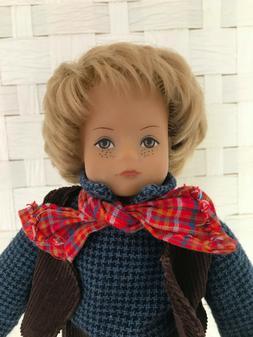 """Künstler Puppe """"Fridolin"""" Von HEIDI OTT, 1970er Jahre, Schi"""