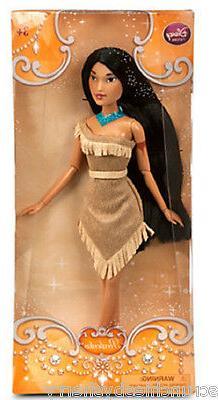 Disney Magasin Princesse Pocahontas Poupée Classique Collec