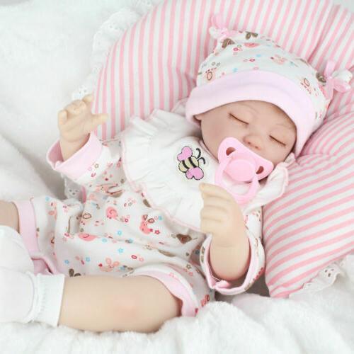 reborn baby madchen puppen geburtstagsgeschenk spielzeug rea