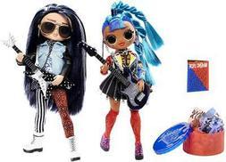 MGA Entertainment L.O.L. Surprise! OMG Remix 2er Puppen Set