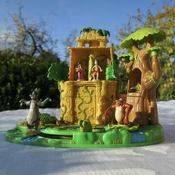 Mini Polly Pocket Jungle Book Playset DISNEY Dschungel Buch