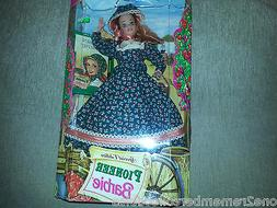 Pioneer Barbie Puppe Sonderedition 1994 Western Promise Amer