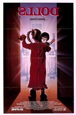 Puppenhaus  Original Film Poster - Gefaltet