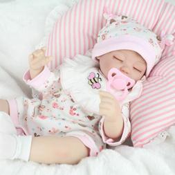 Reborn Baby Mädchen Puppen Geburtstagsgeschenk Spielzeug Re