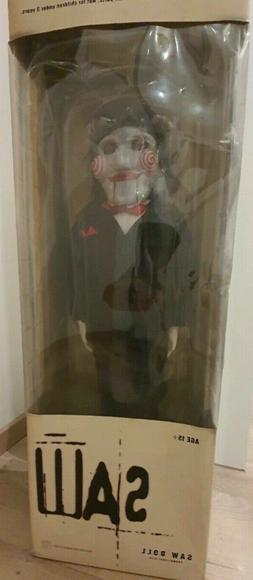 Saw Puppe Medicom Sideshow 70cm Promotional Doll Puppet Jigs