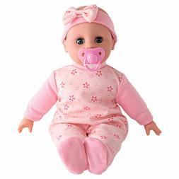 Super Süße Puppe Simba Puppe mit Funktionen rosa