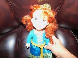 Disney Tolly Tots Brave Merida Disney Prinzessin Puppe Mit R
