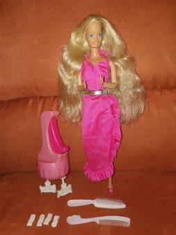 Twirly Curls Barbie 1983  Mattel Vintage mit Zubehör